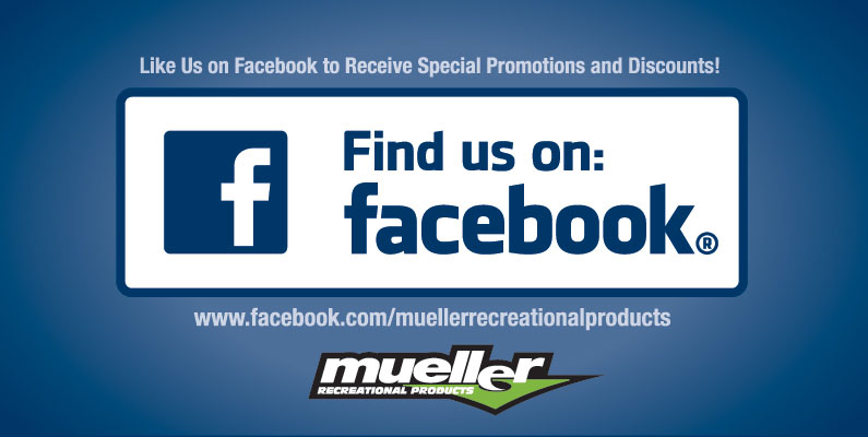 Follow Muellers on Facebook