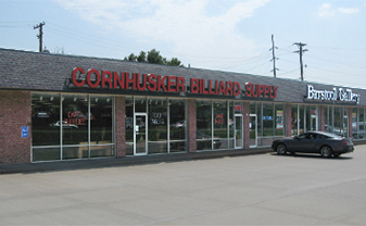 Cornhusker Billiard Supply in Lincoln, Nebraska