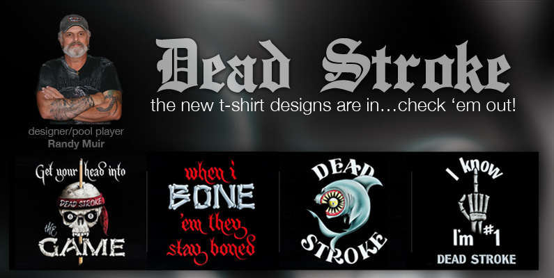 New Dead Stroke T-Shirts