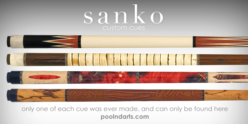 Sanco Custom Cues