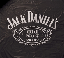 Jack Daniel's 8' Vinyl Pool Table Cover