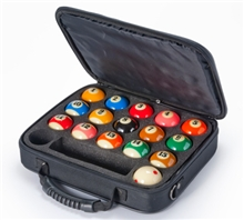 Aramith Pro Cup TV Ball Set w/ Carrying Case