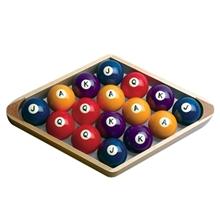 Maple Poker Rack