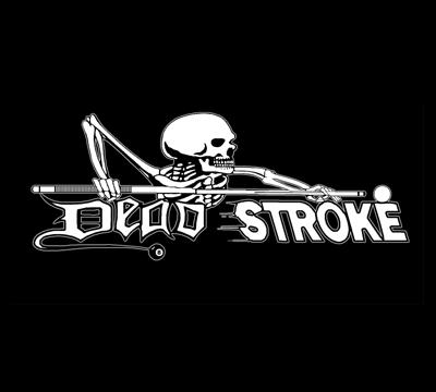 Dead Stroke Pool T Shirt Pool Logo Mueller S Billiard