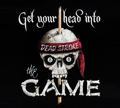 Dead Stroke Pool T Shirt Head Game Mueller S Billiard