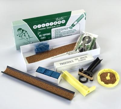 Cue Repair Kit Mueller S Billiard Amp Dart Supplies