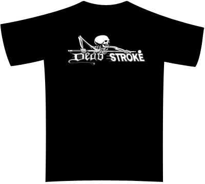 Dead Stroke Pool T-Shirt – Pool Logo
