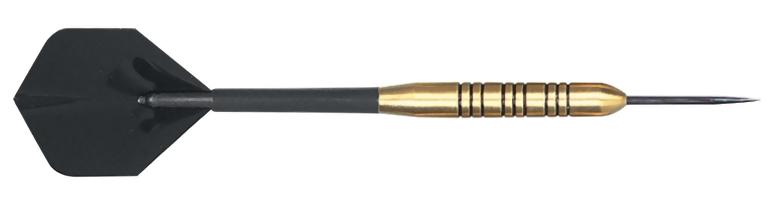 Exec Brass Steel Tip Dart 23g plain