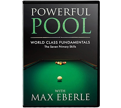 Max Eberle's Powerful Pool DVD