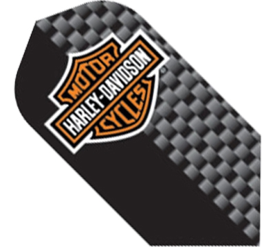 Harley-Davidson® Graphite Slim Flight