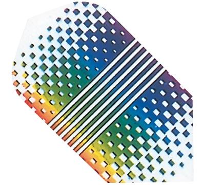 Rainbow  Design Hard Poly Slim Flight