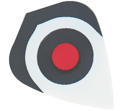 Target Hard Poly Kite Flight