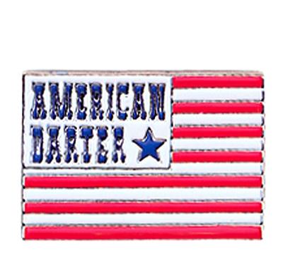 American Darter Pin