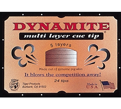 Dynamite Multi-Layer Cue Tip