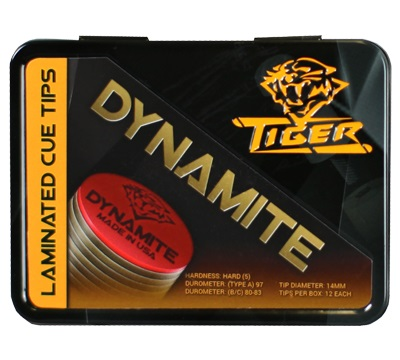 Dynamite Multi-Layer Cue Tip