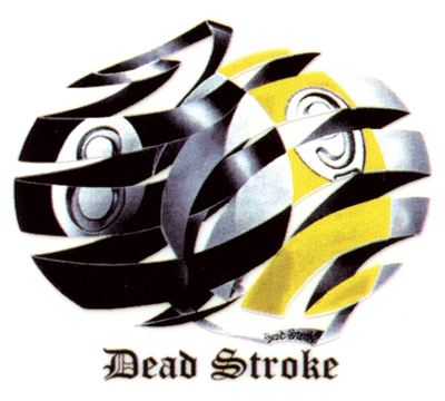 Dead Stroke Decal Intertwined