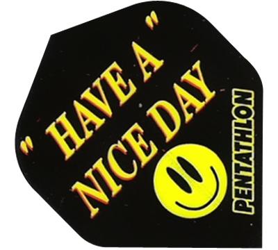 Pentathlon Poly Standard Flight-Have A Nice Day