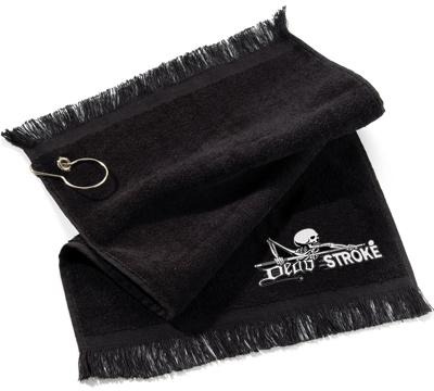 Dead Stroke Towel Pool Logo