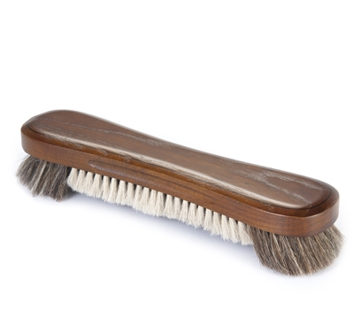 Deluxe Horsehair Brush