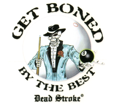 Dead Stroke Decal Boned Pool