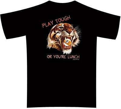 Dead Stroke Pool T-Shirt – Lunch