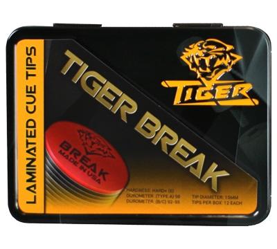 Tiger Break Laminated Cue Tip