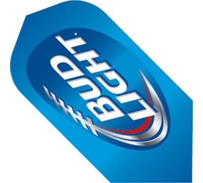 Bud Light Blue Slim Flight