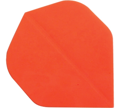 ORANGE STANDARD HARD POLY FLIGHT
