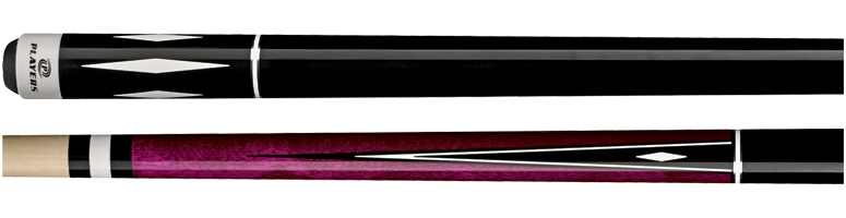 Players Classic Series Cue – C808