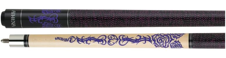 Athena Cue – Tribal Key Purple – AT31