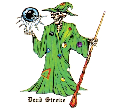 Dead Stroke Decal Pool Wizard
