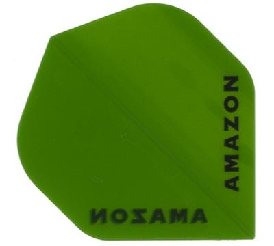 Green Amazon Hard Poly Flight