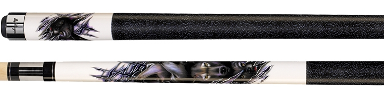 Players Artistic Series Cue – DCWWP