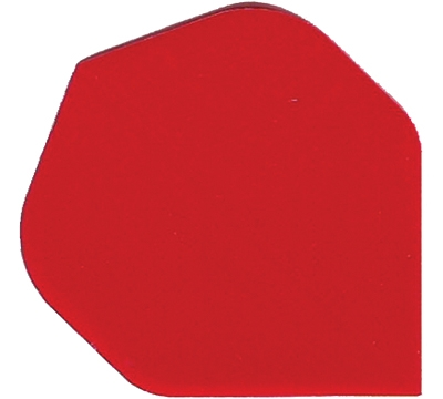 RED STANDARD HARD POLY FLIGHT