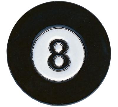 8-Ball Pin