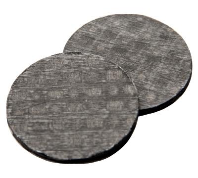 Carbon Fiber Tip Pads