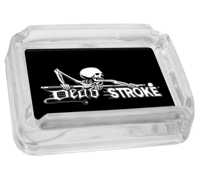 Deadstroke Ashtray Pool Logo