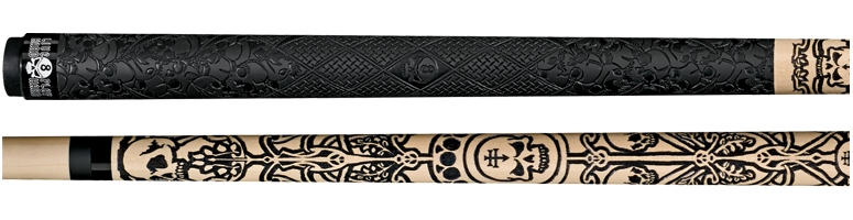 Players Laser Etched Series Cue – DLTN
