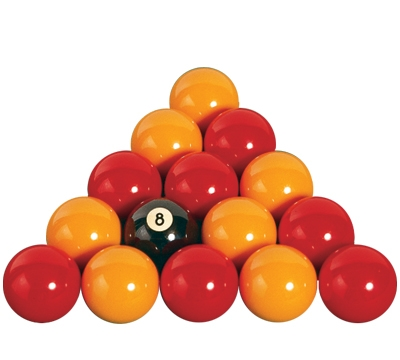 Casino Pool Ball Set