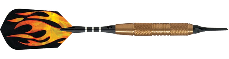 Traditional Brass Soft Tip Darts