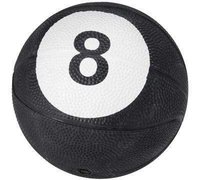 8-Ball Mini Basketball