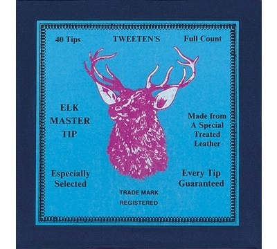 Elk Master Cue Tips – 15 mm