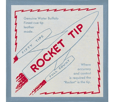 Rocket Cue Tips – 13mm