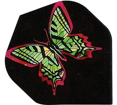 Butterfly 2D/3D Flight