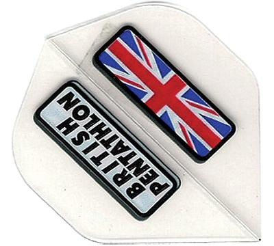 British Pentathlon Poly Standard Flight White