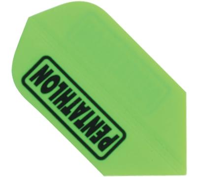 Pentathlon Poly Slim Neon Green Flight