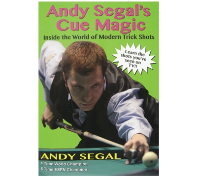 Andy Segal's Cue Magic