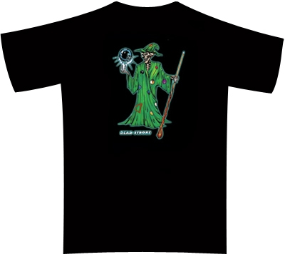 Dead Stroke Pool T-Shirt – Wizard