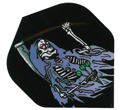 Skeleton Hard Poly Flight