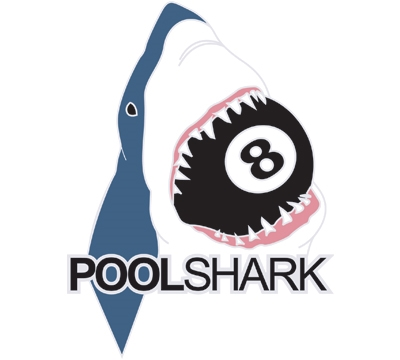 PoolShark Billiard Pin